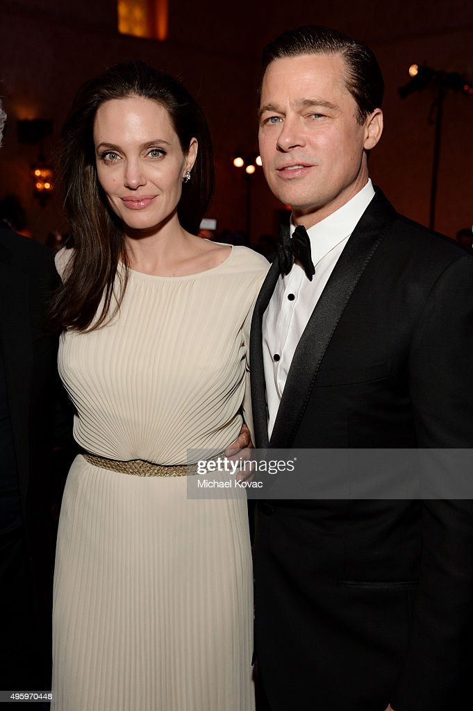 """AFI FEST 2015 - """"By The Sea"""" After Party : News Photo"""