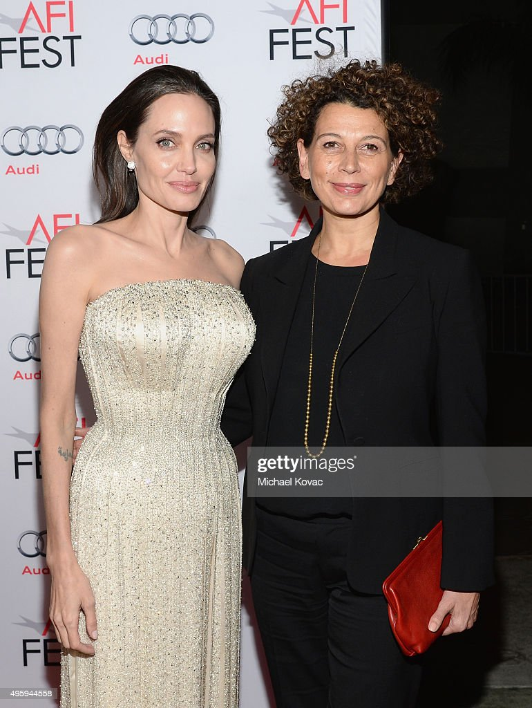 "AFI FEST 2015 - ""By The Sea"" Red Carpet"