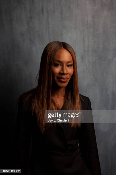 Writer/direrctor Amma Asante from 'Where Hands Touch' is photographed for Los Angeles Times on September 10 2018 in Toronto Ontario PUBLISHED IMAGE...
