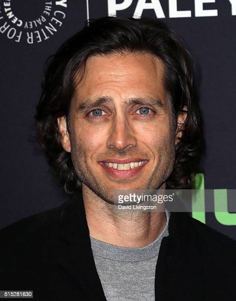 Writer/executive producer Brad Falchuk attends The Paley Center For Media's 33rd Annual PaleyFest Los Angeles 'Scream Queens' at the Dolby Theatre on...