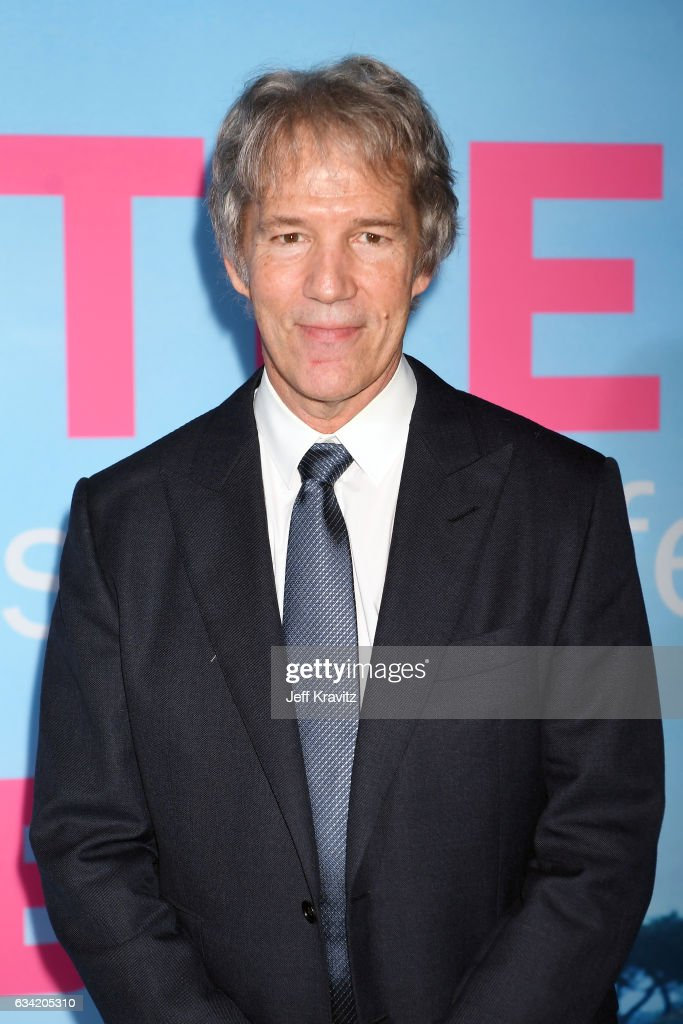 Writer/Executive producer David E. Kelley attends the premiere of HBO's 'Big Little Lies' at the TCL Chinese Theater on February 7, 2017 in Hollywood, California.