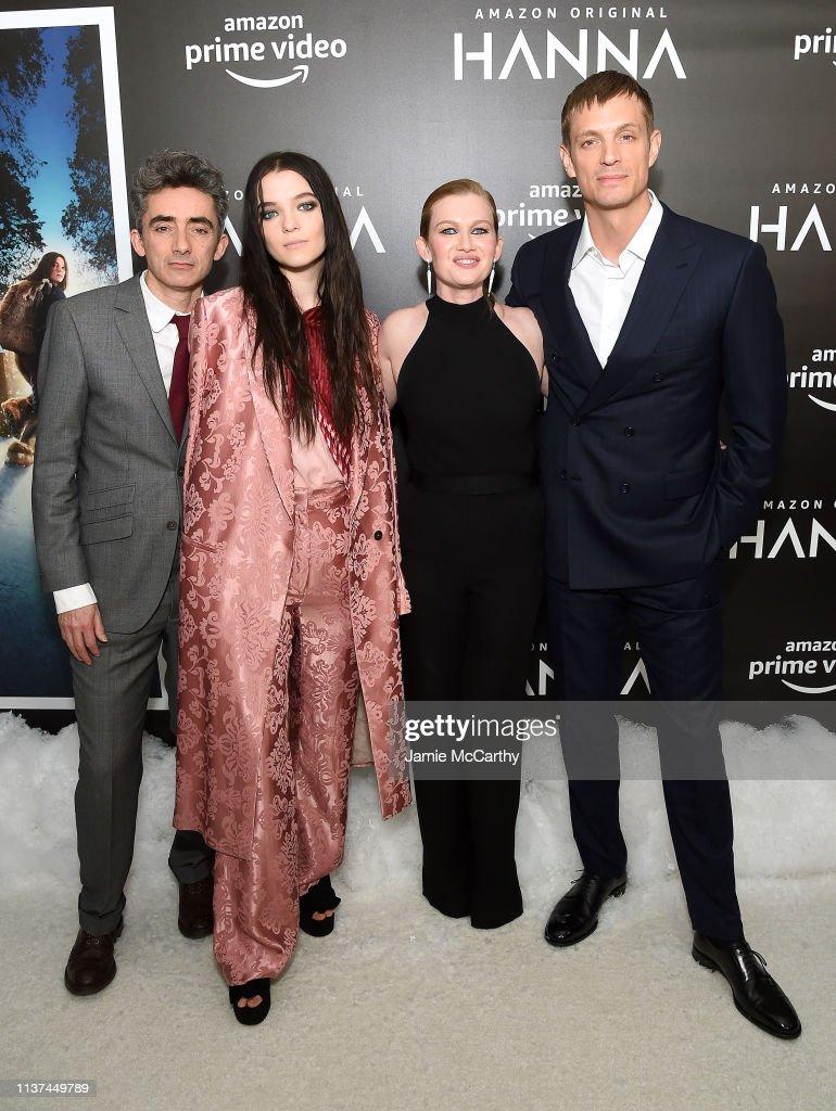 """NY: """"Hanna"""" New York Premiere"""