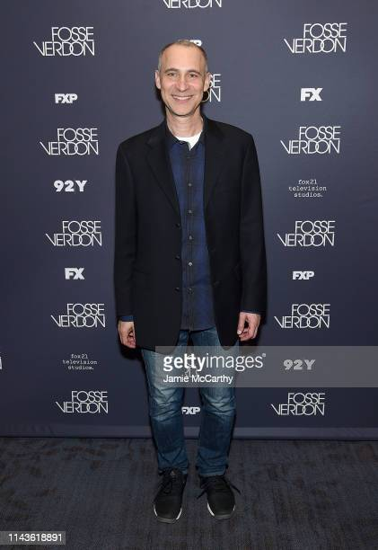 Writer/executive producer Joel Fields attends the 'Fosse/Verdon' Screening And Conversation at 92nd Street Y on April 18 2019 in New York City