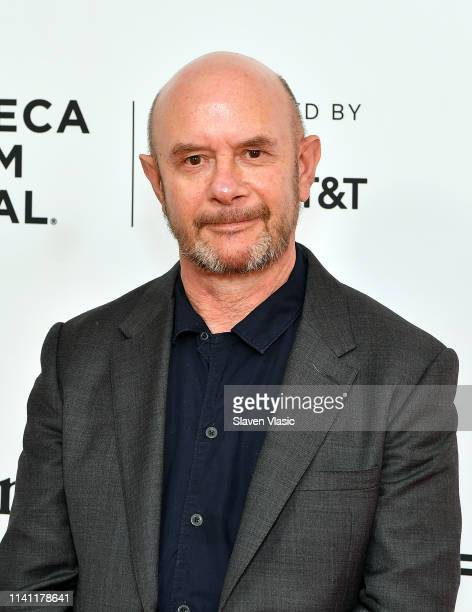 Writer/executive producer Nick Hornby attends New York premiere of SundanceTV's new TV series State Of The Union screening at Tribeca Film Festival...