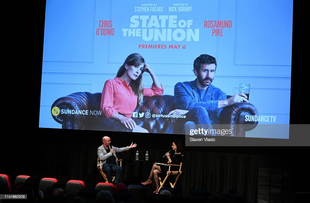 State Of The Union Screening And Panel : News Photo