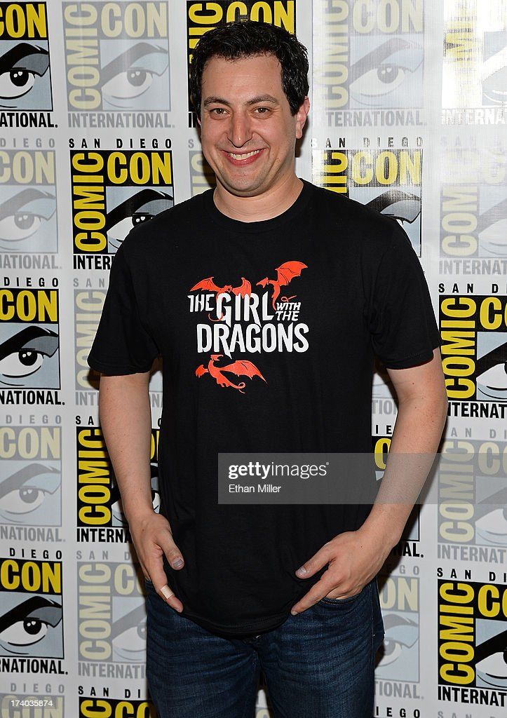 Writer/executive producer Phillip Iscove attends the 'Sleepy Hollow' press line during Comic-Con International 2013 at the Hilton San Diego Bayfront Hotel on July 19, 2013 in San Diego, California.