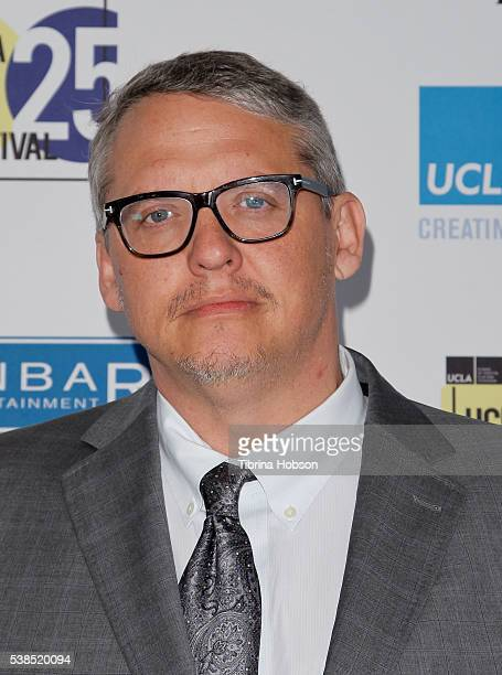 Writer/Producer Adam McKay attends the 25th annual UCLA School of Theater Film and Television Film Festival Screenwriters Showcase honoring Adam...