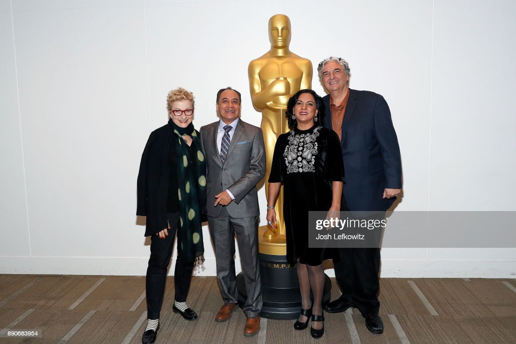 "The Academy Presents A Screening Of ""El Norte"" - Arrivals"