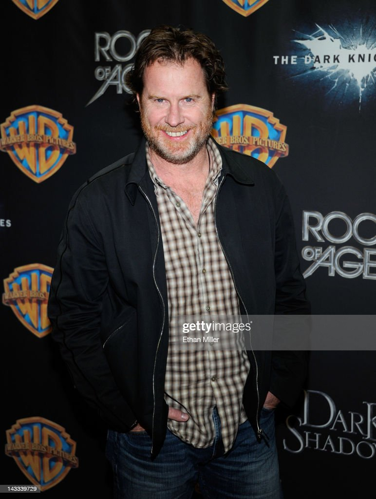 Writer/producer Chris Henchy arrives at a Warner Bros. Pictures presentation to promote his upcoming movie, 'The Campaign' at The Colosseum at Caesars Palace during CinemaCon, the official convention of the National Association of Theatre Owners, April 24, 2012 in Las Vegas, Nevada.