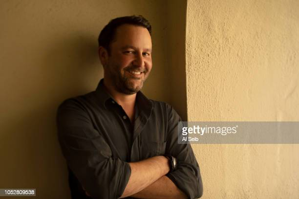 Writer/producer Dan Fogelman is photographed for Los Angeles Times on August 30 2018 in Los Angeles California PUBLISHED IMAGE CREDIT MUST READ Al...