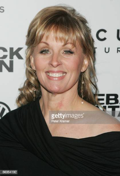 Writer/producer Diana Ossana attends the Focus Features Premiere of Brokeback Mountain at the Loews Theater on December 6 2005 in New York City