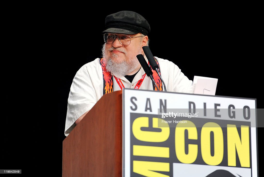 HBO's 'Game Of Thrones' Panel - Comic-Con 2011 : News Photo