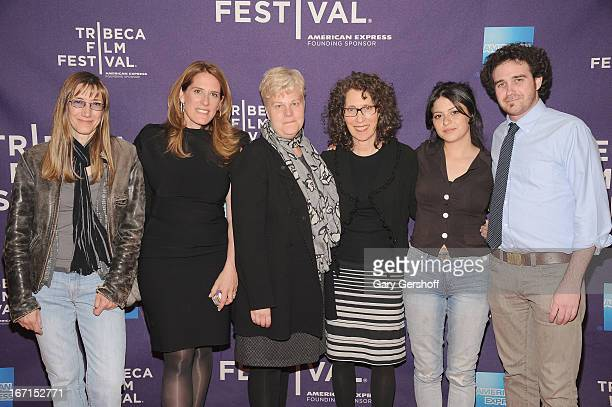 Writer/producer Gloria Norris producers Julia Eisenman and Mary Jane Skalski director/writer Jane Weinstock actress Alia Shawkat and coproducer Terry...