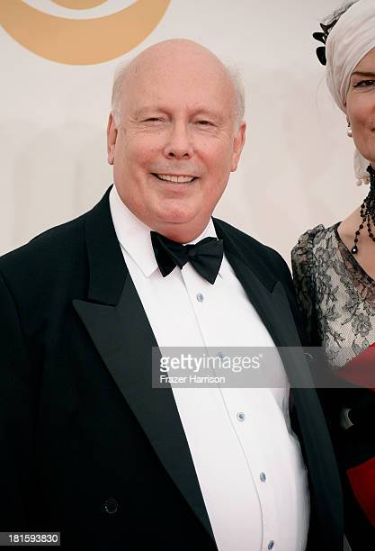 Writer/producer Julian Fellowes arrives at the 65th Annual Primetime Emmy Awards held at Nokia Theatre LA Live on September 22 2013 in Los Angeles...