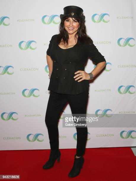 Writer/producer Marina Rice Bader attends the Cocktails for Change fundraiser hosted by ClexaCon to benefit Cyndi Lauper's True Colors Fund at the...