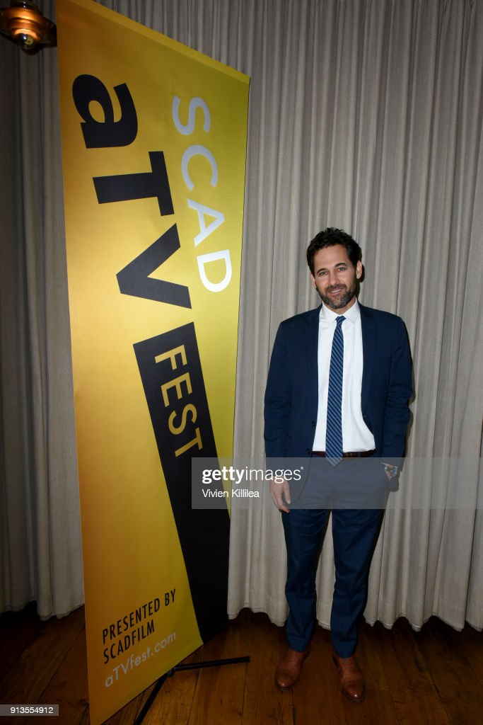 Writer/producer Matt Tarses attends the SCAD aTVfest 2018 x EW Party at Lure on February 2, 2018 in Atlanta, Georgia.