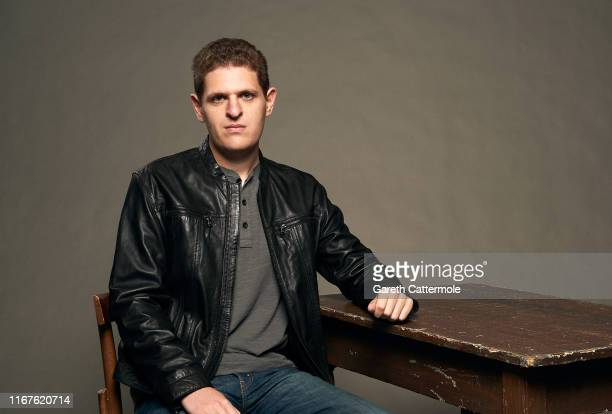 Writer/producer Mike Makowsky from the film 'Bad Education' pose for a portrait during the 2019 Toronto International Film Festival at...