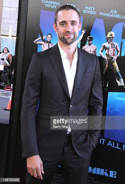 Writer/producer Reid Carolin arrives at the 'Magic Mike' Closing Night Premiere at the 2012 Los Angeles Film Festival at Regal Cinemas LA Live on...