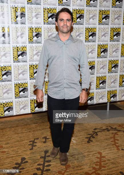 Writer/producer Roberto Orci attends the Ender's Game and Divergent press line during ComicCon International 2013 at the Hilton San Diego Bayfront...