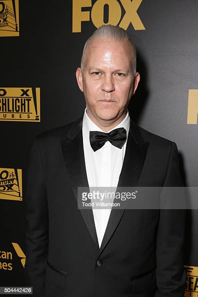 Writer/producer Ryan Murphy attends FOX Golden Globe Awards Party 2016 sponsored by American Airlines at The Beverly Hilton Hotel on January 10 2016...