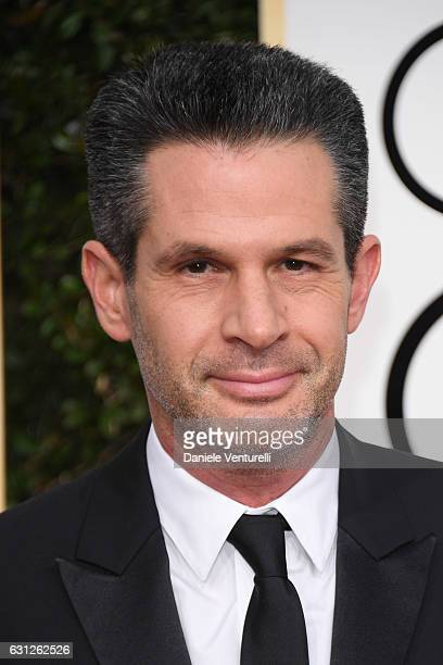 Writer/producer Simon Kinberg attends the 74th Annual Golden Globe Awards at The Beverly Hilton Hotel on January 8 2017 in Beverly Hills California