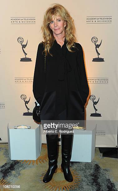 Writer/producer Susan Harris arrives to the Academy of Television Arts Sciences' Hall of Fame Committe's 20th Annual Induction Gala on January 20...