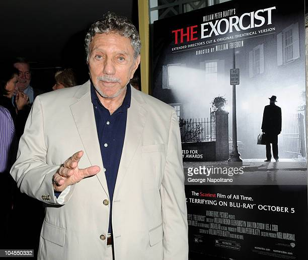 Writer/Producer William Peter Blatty attends the special screening of 'The Exorcist Extended Director's Cut' at Il Gattopardo on September 29 2010 in...