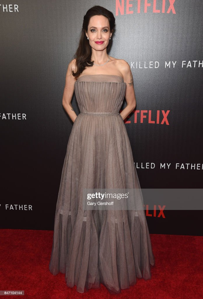 """First They Killed My Father"" New York Premiere"