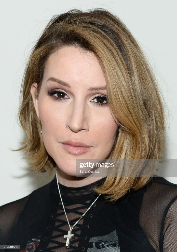 Writer/producer/pianist Our Lady J attends The Secret Society Of The Sisterhood at The Masonic Lodge at Hollywood Forever on January 31, 2018 in Los Angeles, California.