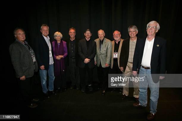 Writers Al Reinert William Broyles Jr moderator Jane Sumner Production Designer Michael Corenblith director Ron Howard Apollo 13 Commander Capt Jim...