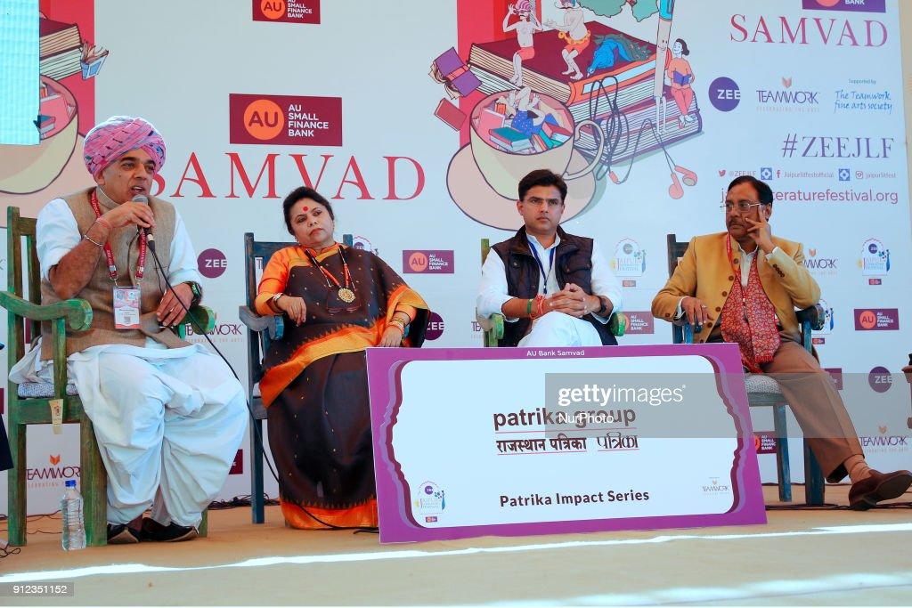 Jaipur Literature Festival 2018 - Day 5