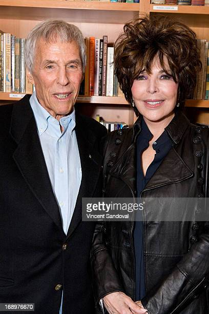 Writers Burt Bacharach and Carole Bayer Sager attend Live Talks Los Angeles Anyone Who Had A Heart My Life And Music with Burt Bacharach in...