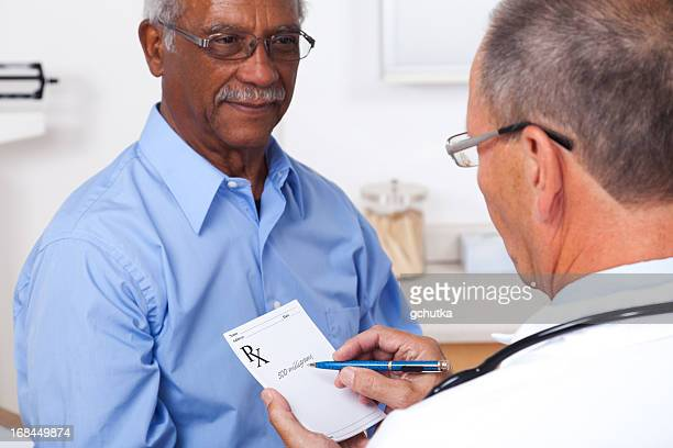 Writing A Prescription