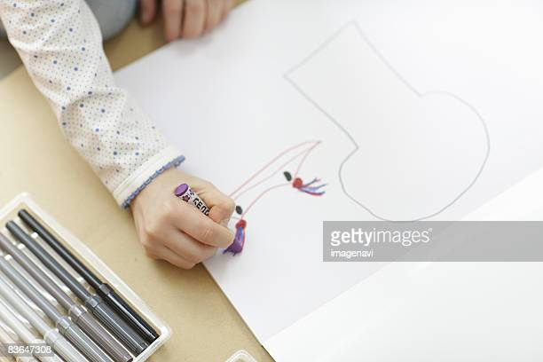 Writing graffiti
