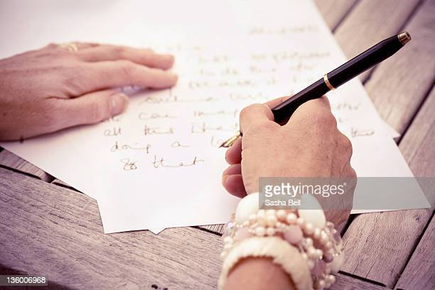 writing letters - message stock pictures, royalty-free photos & images
