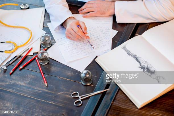 Writing medical scientific work