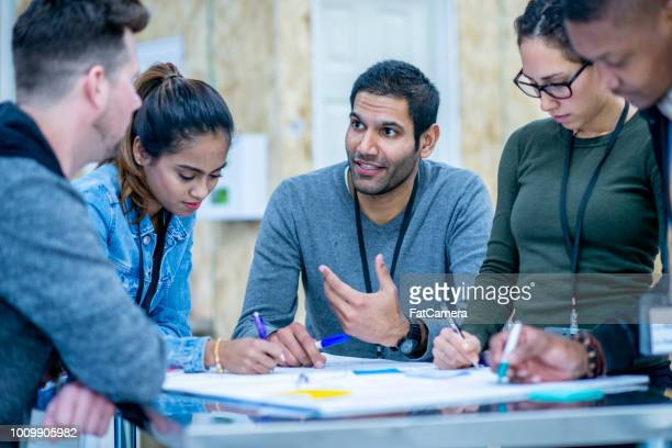 writing on blueprints - casual clothing stock pictures, royalty-free photos & images