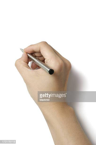 A escrever