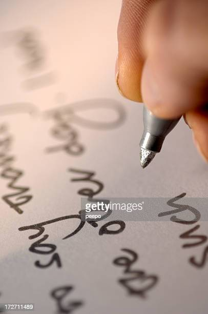 writing series - correspondence stock pictures, royalty-free photos & images