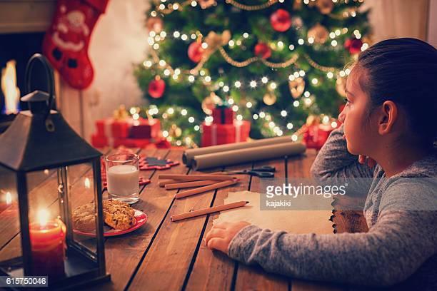 Schreiben Santa Claus