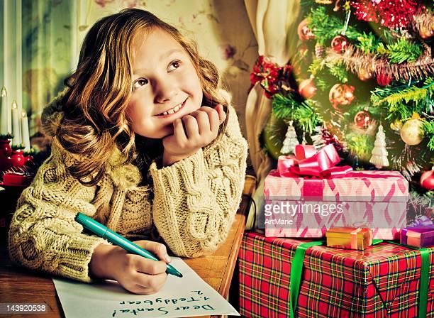 Escrito a Santa