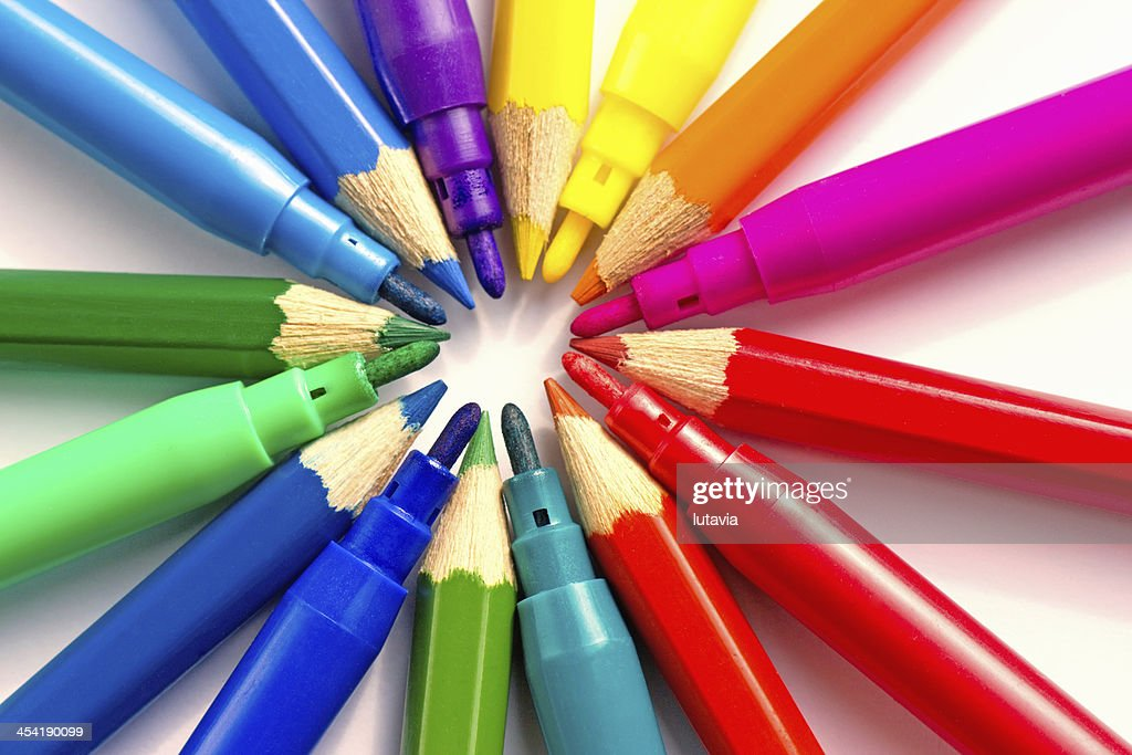 writing tools : Stock Photo