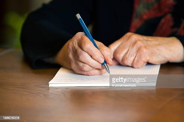 Writting letter