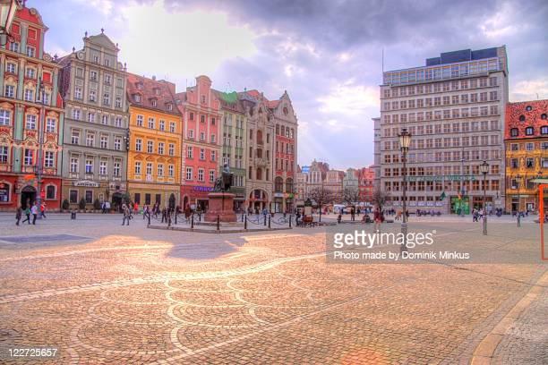 Wroclaw market