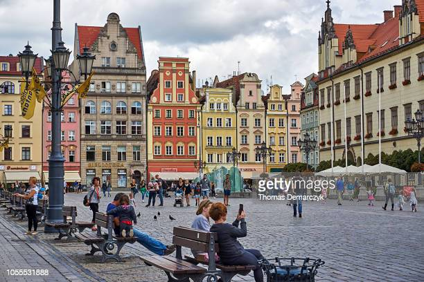 wroclaw - krakow stock pictures, royalty-free photos & images