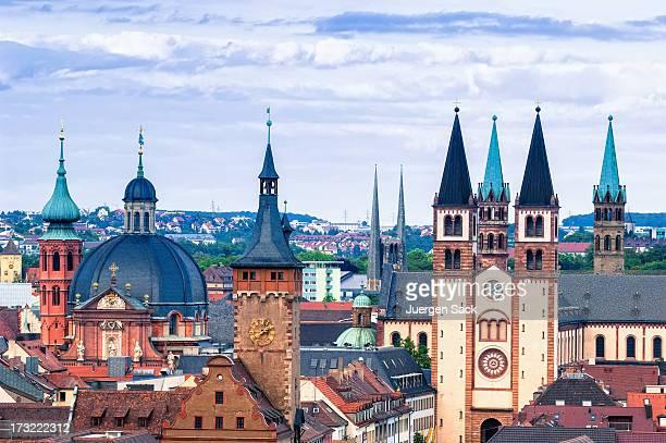 Würzburg Skyline