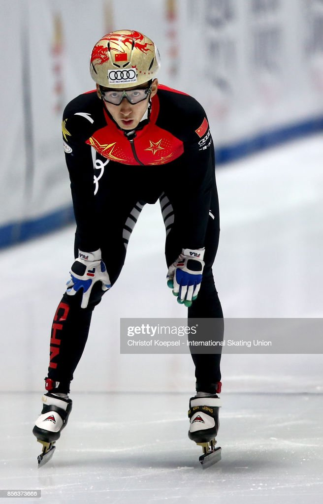 Audi ISU World Cup Short Track Speed Skating - Budapest