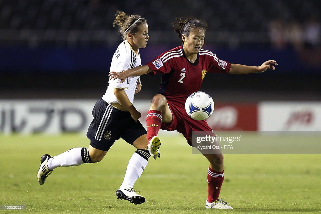 Germany v China: Group D - FIFA U-20 Women's World Cup Japan 2012
