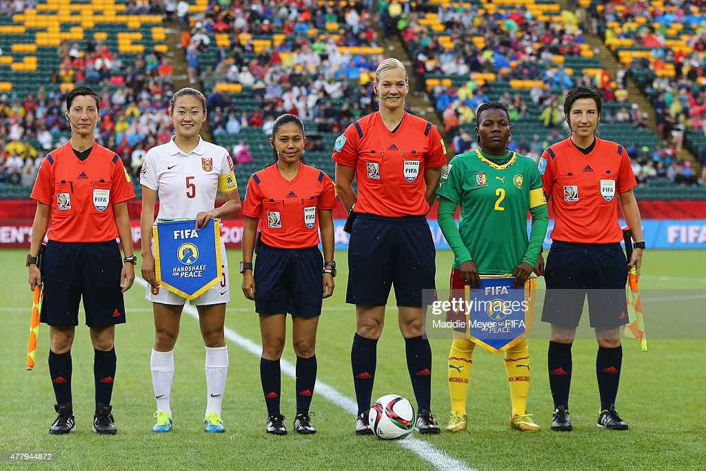 2A v 2C: Round of 16 - FIFA Women's World Cup 2015 : News Photo