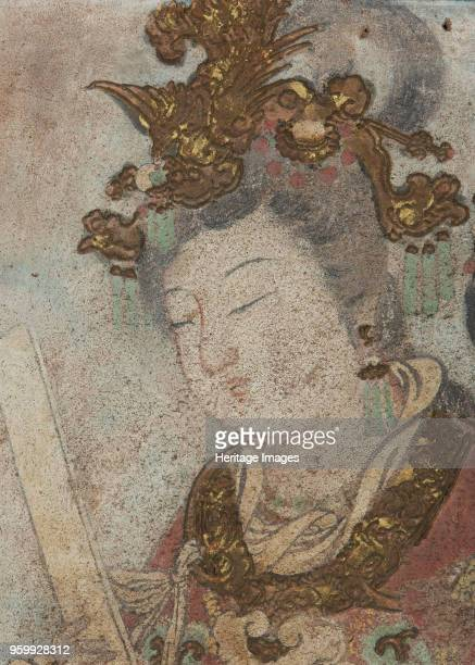 Wu Zetian Empress of China 7th8th century Private Collection